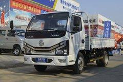 东风 多利卡D5 88马力 3.8米单排栏板轻卡(气�x)(EQ1041S3BDD) 卡车图片