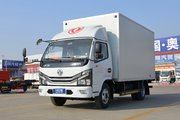 东风 多利卡D6-M 115马力 4.17米单排厢式轻卡(5挡)(EQ5041XXY7BDFAC)
