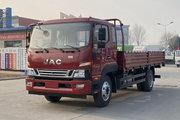 江淮 德沃斯V8 170马力 5.25米排半栏板载货车(HFC1141P91K1C6V)