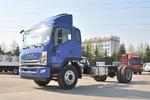 江淮 德沃斯Q8 154马力 4X2 5.4米排半栏板载货车(HFC1141P91K1C6V)图片