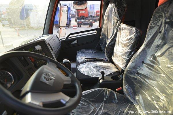 优惠0.8万上海青岛解放龙V自卸车促销