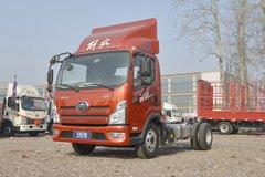解放 领途 148马力 4.16米单排厢式轻卡(CA5040XXYP40K56L2E5A84) 卡车图片