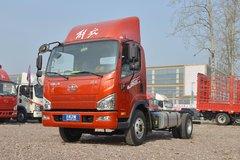 解放 J6F 160马力 4.16米单排仓栅式轻卡(8挡)(CA5040CCYP40K59L2E5A84) 卡车图片