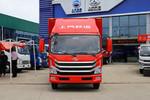 跃进 超运H300 150马力 4X2 4.09米冷藏车(SH5043XLCZFDDMZ)