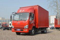 解放 J6F 130马力 4.16米单排厢式轻卡(CA5040XXYP40K61L2E5A84) 卡车图片