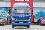 江淮 德沃斯V8 184马力 5.48米排半厢式载货车(HFC5140XXYP61K1D7NS)图片