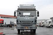 江淮 德沃斯V9中卡 220马力 4X2 6.8米排半仓栅式载货车(国五)(HFC5180CCYP91K1D4NV)