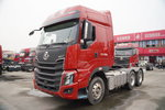 东风柳汽 乘龙H7重卡 430马力 6X4牵引车(LZ4250H7DM1)图片