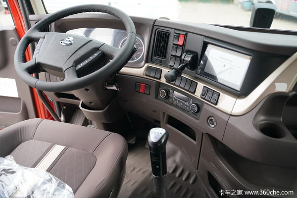 回馈客户杭州东风乘龙H7牵引车仅售33万
