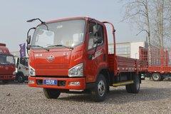解放 J6F 160马力 4.16米单排栏板轻卡(CA2040P40K61L2T5E5A84) 卡车图片