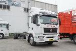 中国重汽 汕德卡SITRAK G5重卡 240马力 4X2 9.6米厢式载货车(ZZ5186XXYN711GE1)