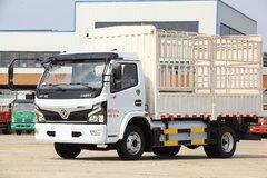 东风 福瑞卡F6 混动版 150马力 4.05米AMT自动挡单排仓栅式轻卡(国六)(EQ5045CCYTZPHEV) 卡车图片