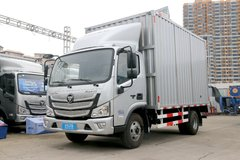福田 欧马可S1 158马力 4.14米单排厢式轻卡(国六)(BJ5045XXY-FG)图片