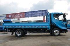 飞碟 W5 130马力 4.18米单排栏板轻卡(国六)(FD1040W68K6-1) 卡车图片
