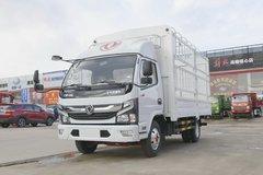 东风 凯普特K6-M 2018款 115马力 4.17米单排仓栅轻卡(EQ2045CCY2BDFAC) 卡车图片