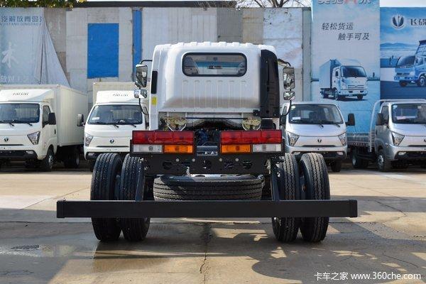 回馈客户镇江德龙K3000载货仅售9.80万