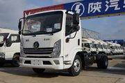 陕汽轻卡 德龙K3000 轻载版 标配型 110马力 4.18米单排栏板轻卡(YTQ1040JG331)
