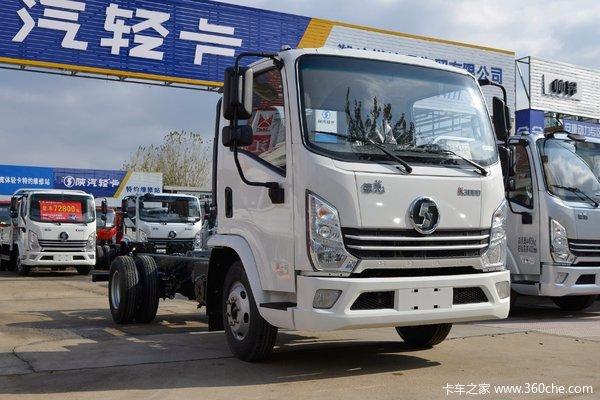 直降2000元信阳德龙K3000载货车促销中