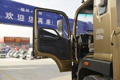 福田 奥铃大黄蜂 220马力 6.8米排半栏板载货车(BJ1186VKPFK-A1)
