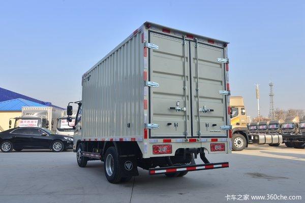 奥铃捷运载货车成都市火热促销中 让利高达0.3万