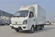 唐骏欧铃 V5 1.6L 105马力 CNG 4.005米单排厢式微卡(国六)(ZB5035XXYVDD2L)