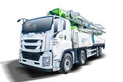 福田 雷萨L10 460马力 8X4 56米混凝土泵车(五十铃底盘)(BJ5440THB-XF) 卡车图片