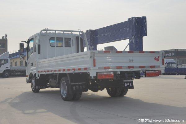 优惠0.3万临沂赛菱金利卡II载货车促销