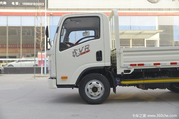 优惠0.3万 镇江市虎VR载货车火热促销中