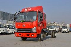 解放 虎VN 110马力 3.85米排半厢式轻卡(CA5040XXYP40K50L1E5A84) 卡车图片
