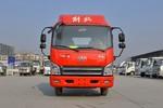解放 虎VN 150马力 4.16米单排仓栅式轻卡(国六)(CA5040CCYP40K56L2E6A84)图片