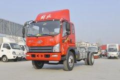 解放 虎VH 大王版 190马力 4.78米排半仓栅式轻卡(CA5140CCYP40K62L3E5A85) 卡车图片