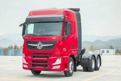 东风商用车 天龙旗舰KX 500马力 6X4 LNG牵引车(国六)(DFH4250D13) 卡车图片