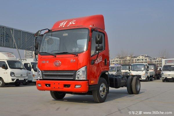大连丰安回馈客户虎V载货车仅售16.20万