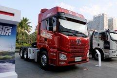 青岛解放 JH6重卡 卓越版 380马力 6X4 混合动力牵引车(国六)(CA4250P26K2T1E6A80) 卡车图片