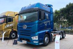 一汽解放 J7重卡 470马力 6X4 LNG AMT自动挡牵引车(国六)(CA4250P77M25T1E6)