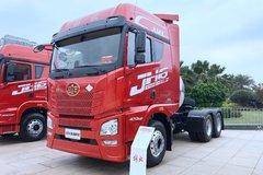 青岛解放 JH6重卡 领航版 470马力 6X4 LNG AMT自动挡牵引车(国六)(CA4250P25K2T1NE6A80) 卡车图片