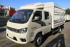 福田时代 小卡之星1 116马力 3.05米双排仓栅式微卡(BJ5040CCY-AD) 卡车图片