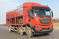 东风商用车 天锦KR 292马力 6X2 畜禽运输车(DFH5250CCQEX2)图片