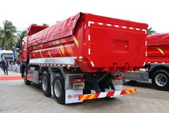 上汽红岩 杰狮H6 350马力 6X4 5.6米自卸车(国六)(CQ3257SV09404) 卡车图片