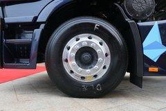 上汽红岩 杰狮C6重卡 440马力 6X4 LNG AMT自动挡牵引车(国六)(CQ4257HD12384T) 卡车图片