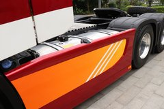 上汽红岩 杰狮H6 560马力 6X4牵引车(国六)(CQ4257SD13334) 卡车图片