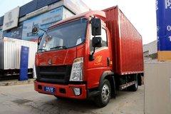 中国重汽HOWO 王系 130马力 4.15米单排厢式轻卡(ZZ5047XXYC3314E145-1) 卡车图片