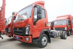 中国重汽HOWO 统帅 160马力 4.165米单排栏板轻卡(ZZ1047C3314E145-1) 卡车图片