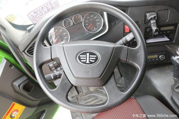一汽解放 J6P重卡 390马力 8X4自卸车底盘(CA3310P66K24L2BT4AE5)
