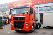 中国重汽 汕德卡SITRAK G7重卡 460马力 6X4 AMT自动挡牵引车(ZZ4256V324HE1B)