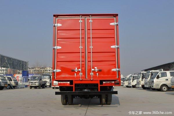 降价促销忻州解放虎V载货车仅售7.30万
