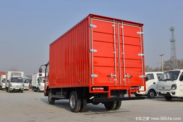 4.2米虎V载货车限时促销中 优惠0.2万