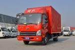解放 虎VN 130马力 4.16米单排厢式轻卡(国六)(CA5045XXYP40K50L2E6A84)图片