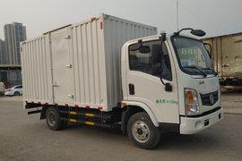 東風華神 T1 4.5T 4.1米單排純電動廂式輕卡93.4kWh