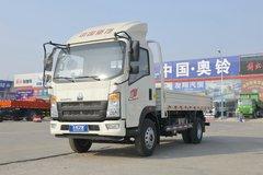 中国重汽HOWO 王系 110马力 4.165米单排栏板轻卡(5挡)(ZZ1047C3314E145-2) 卡车图片